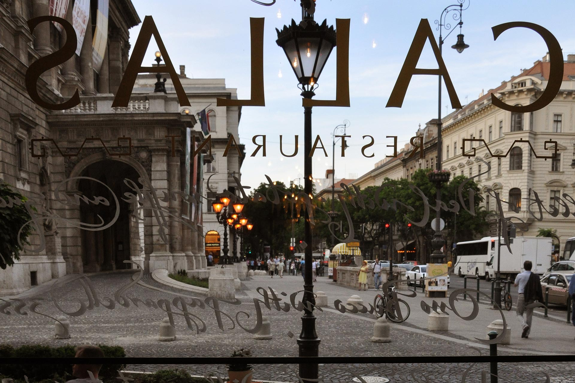 Callas Cafe